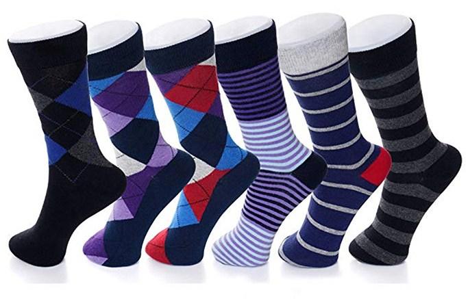 swiss alpine socks, mens, big and tall, dress socks