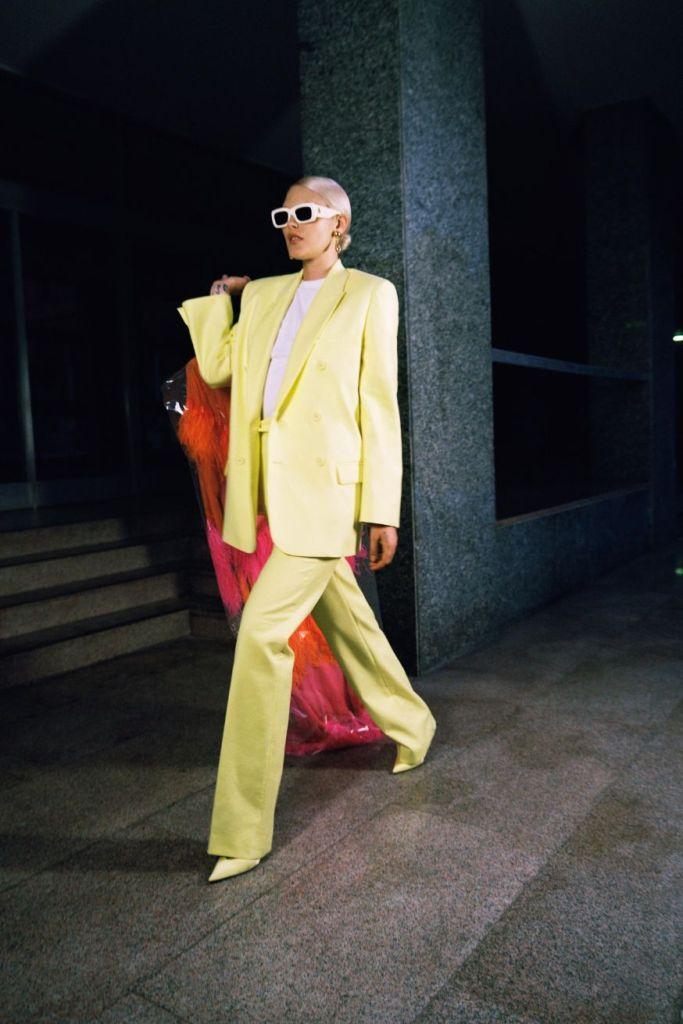 The Attico, spring 2020, milan fashion week