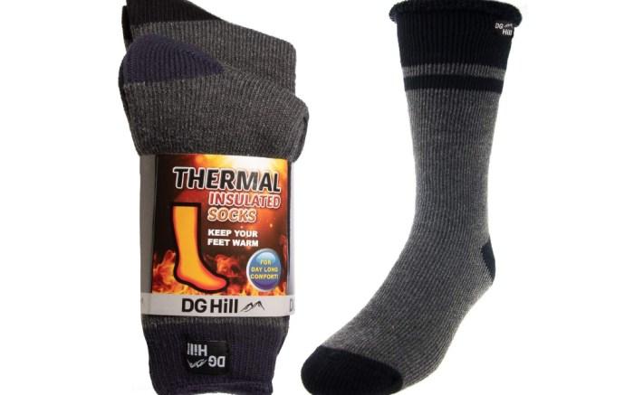 cold weather socks for men