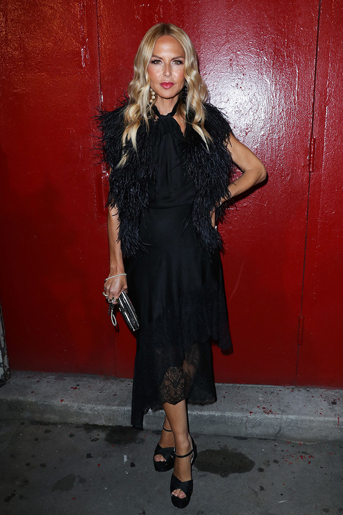 Rachel ZoeTom Ford show, Arrivals, Spring Summer 2020, New York Fashion Week, USA - 09 Sep 2019