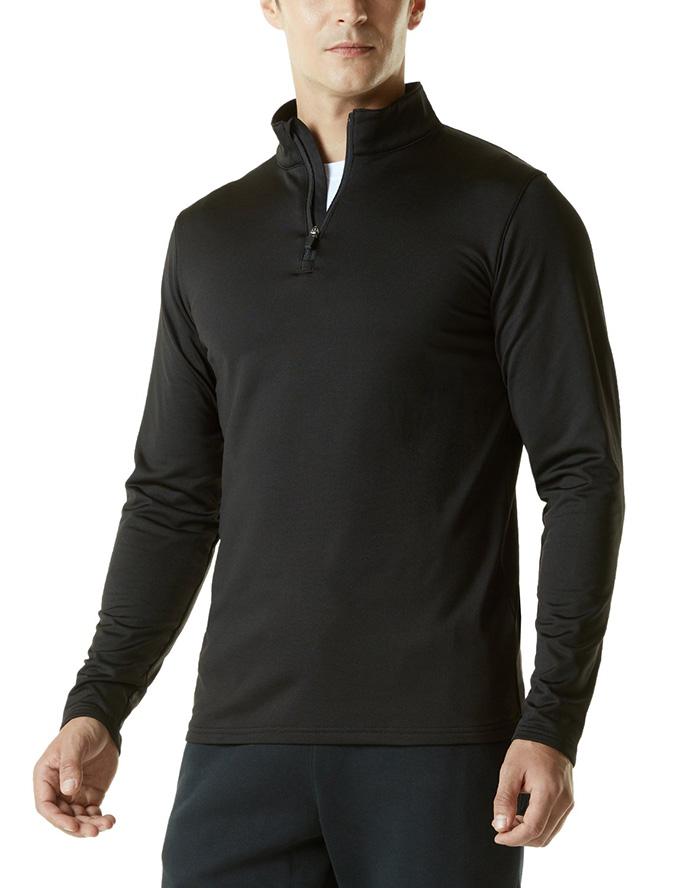 TSLA Fleece Lining Sweatshirt
