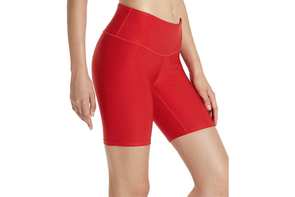 tsla, bike shorts