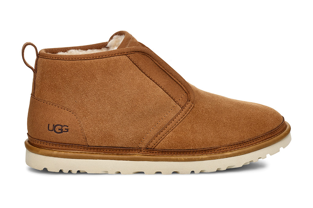A new fall '19 interpretation of the Ugg Neumel Nation boot.