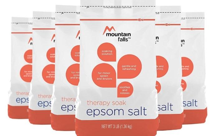 Mountain Falls Epsom Salt Therapy Soak