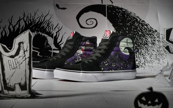 Vans Christmas Shoes 2020 Nightmare Before Christmas x Vans Collection Release Date Info