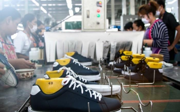 Vietnam shoe manufacturing