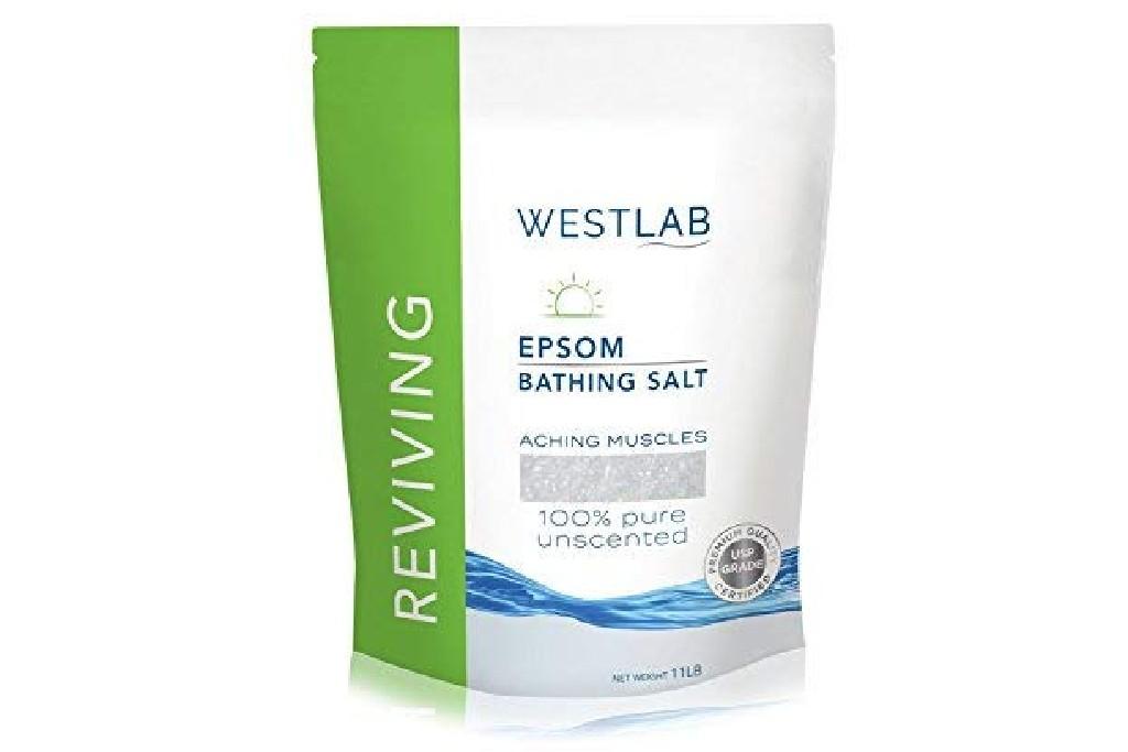 Westlab Reviving Pure Unscented Epsom Salt