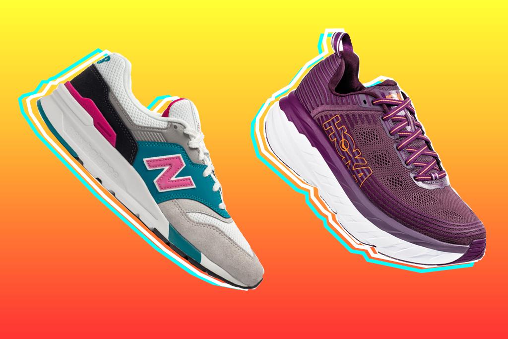 hoka shoe store