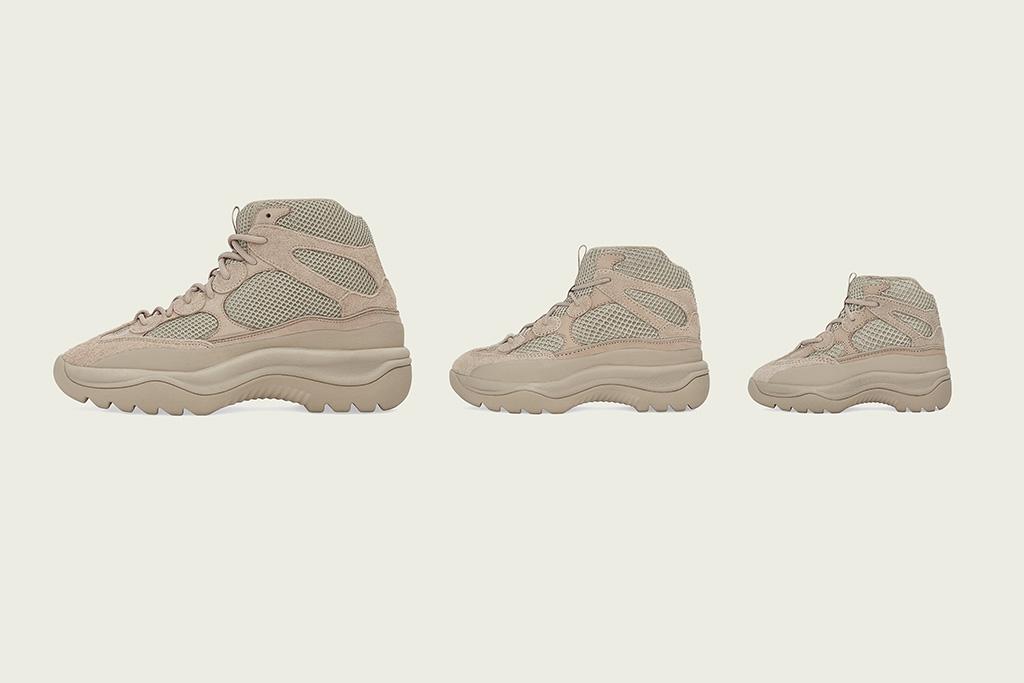 Yeezy Desert Boot Rock