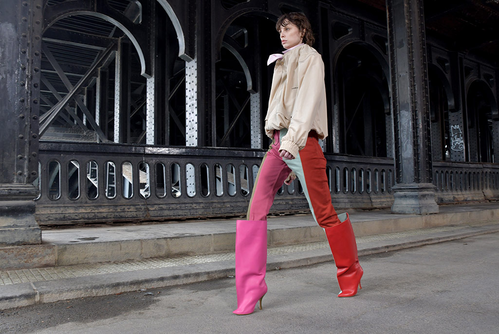 Y/Project, spring '20, Paris Fashion Week.