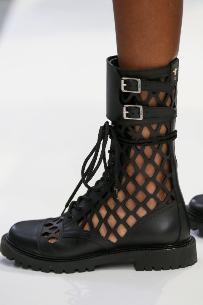 top, 10, shoes, paris, fashion, week, spring, 2020