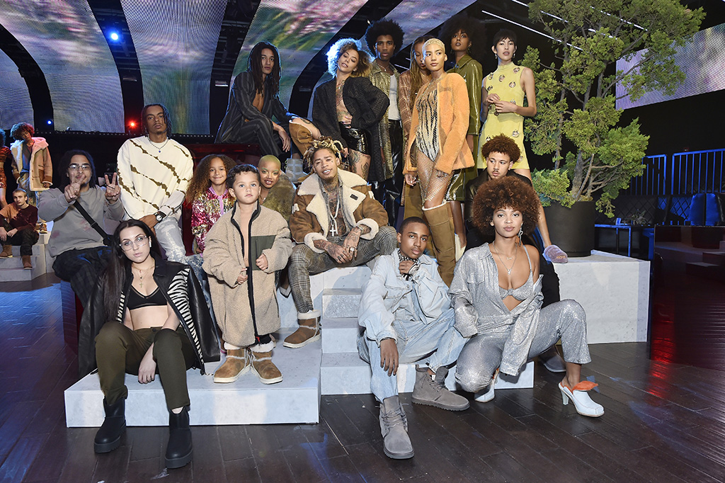 LOS ANGELES, CALIFORNIA - OCTOBER 09: Models attend #UGGLIFE Campaign Launch at Academy LA on October 09, 2019 in Los Angeles, California. (Photo by Stefanie Keenan/Getty Images for UGG)