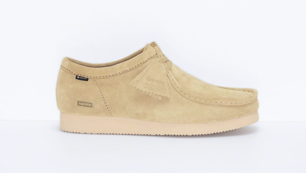 Supreme x Clarks Originals Wallabee, Fall 2019 Collection