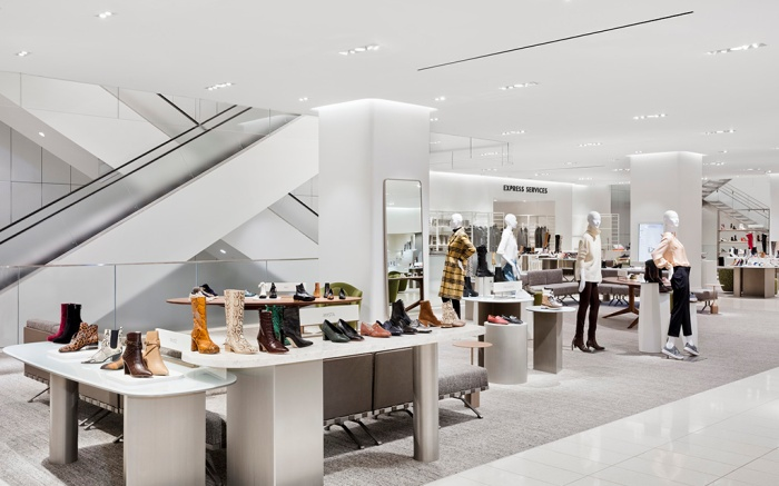 Nordstrom NYC, flagship, womens shoes,