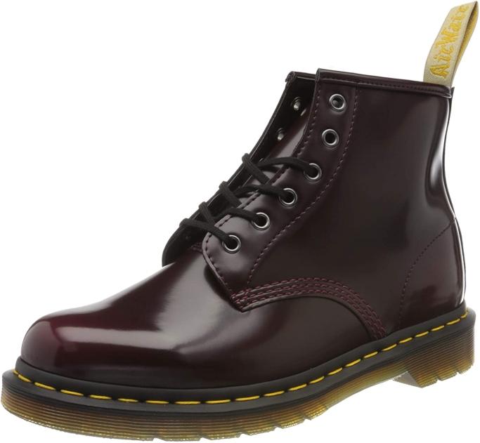 vegan shoes for men, Dr. Martens Vegan 101 Felix Ankle Boot