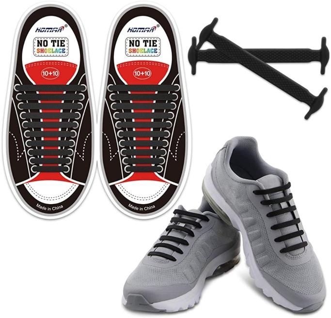 Homar No-Tie Shoelaces, no-tie shoelaces for adults