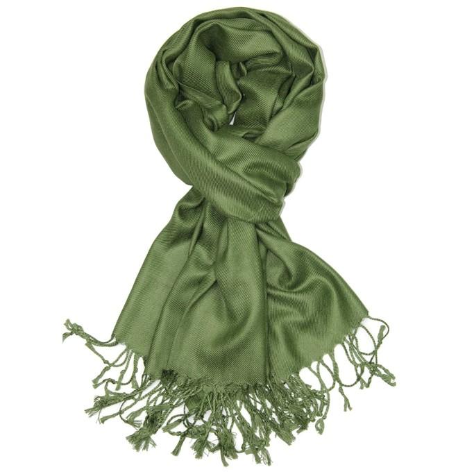 achillea wrap scarf