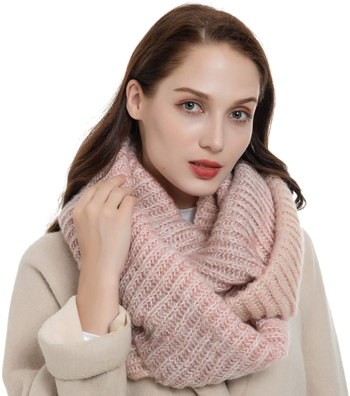 Dimore infinity scarf