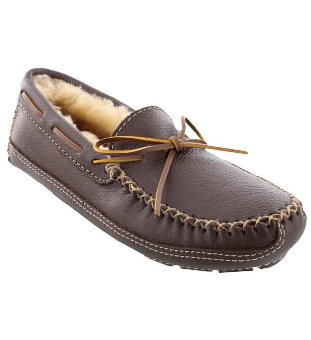 Minnetonka Moose Slippers