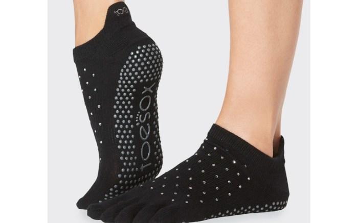 toesox, toe socks