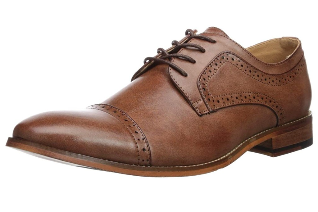 Unlisted by Kenneth Cole Cheer Oxford, vegan shoes for men