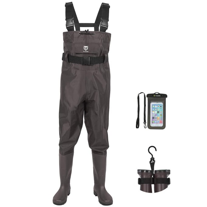TideWe Bootfoot Chest Wader, chest waders