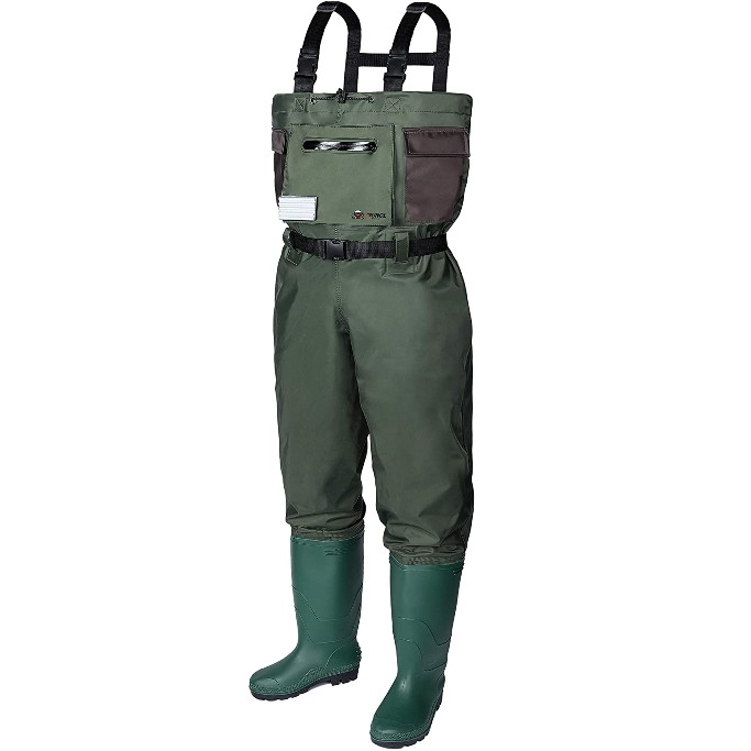 Runcl Chest Waders, chest waders for women