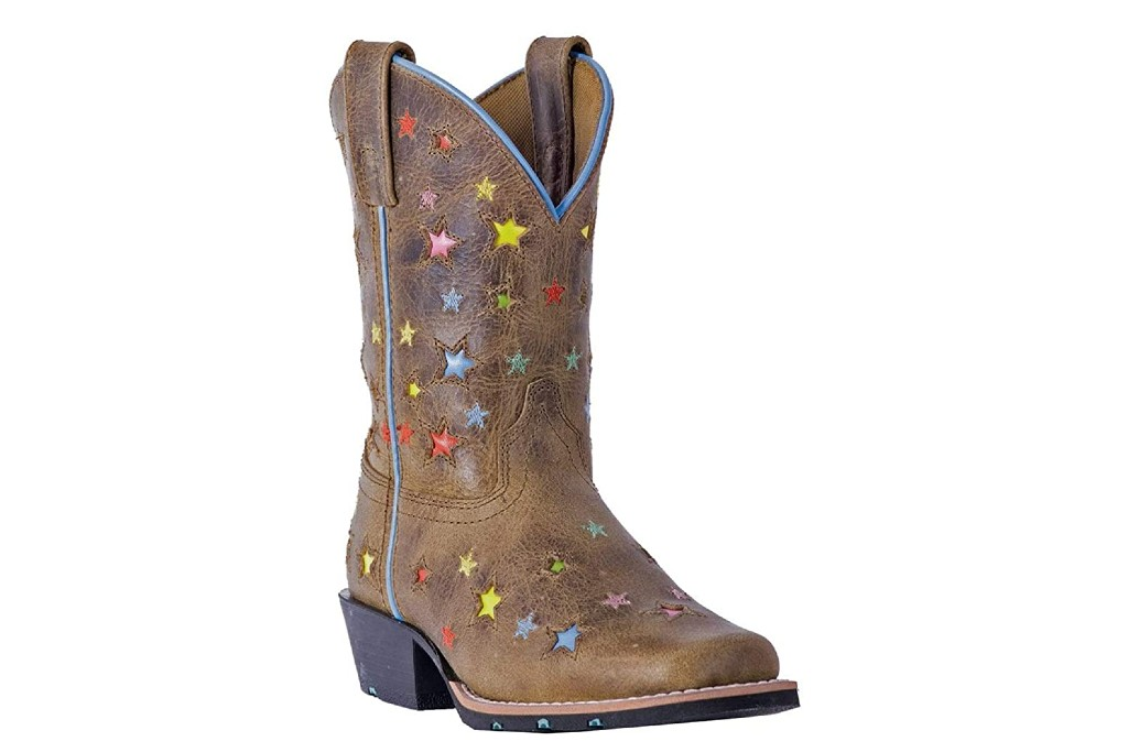kids western boots, Dan Post Starlett Western Boots