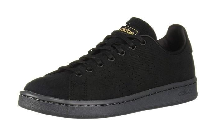 adidas all-black sneaker