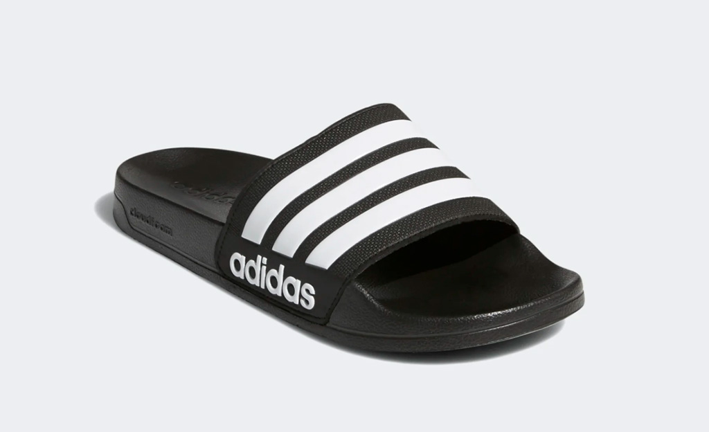 adidas cloudfoam slides, sandals