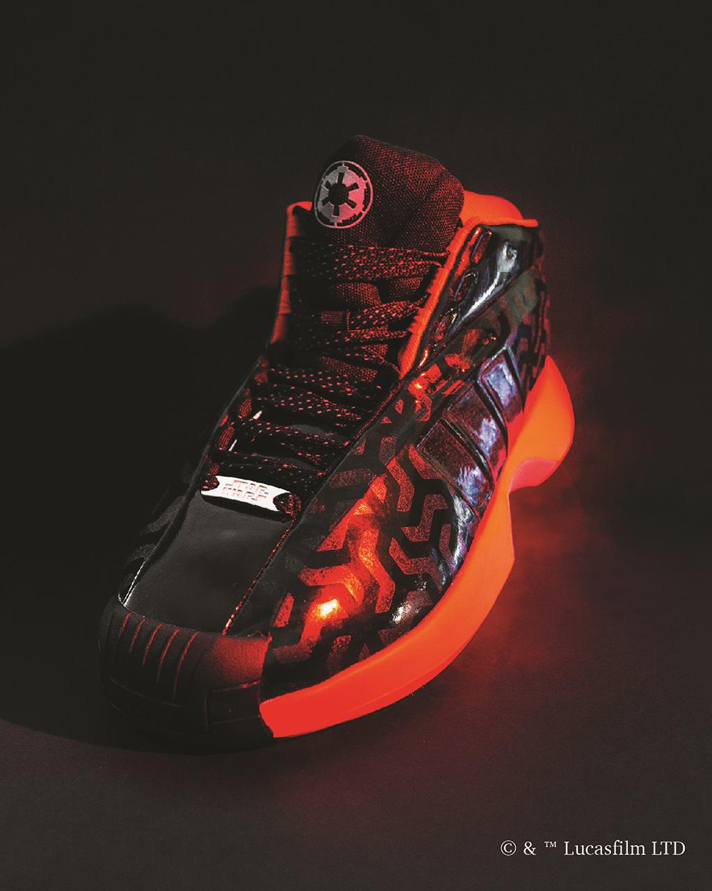 Adidas x 'Star Wars' Sneakers Release
