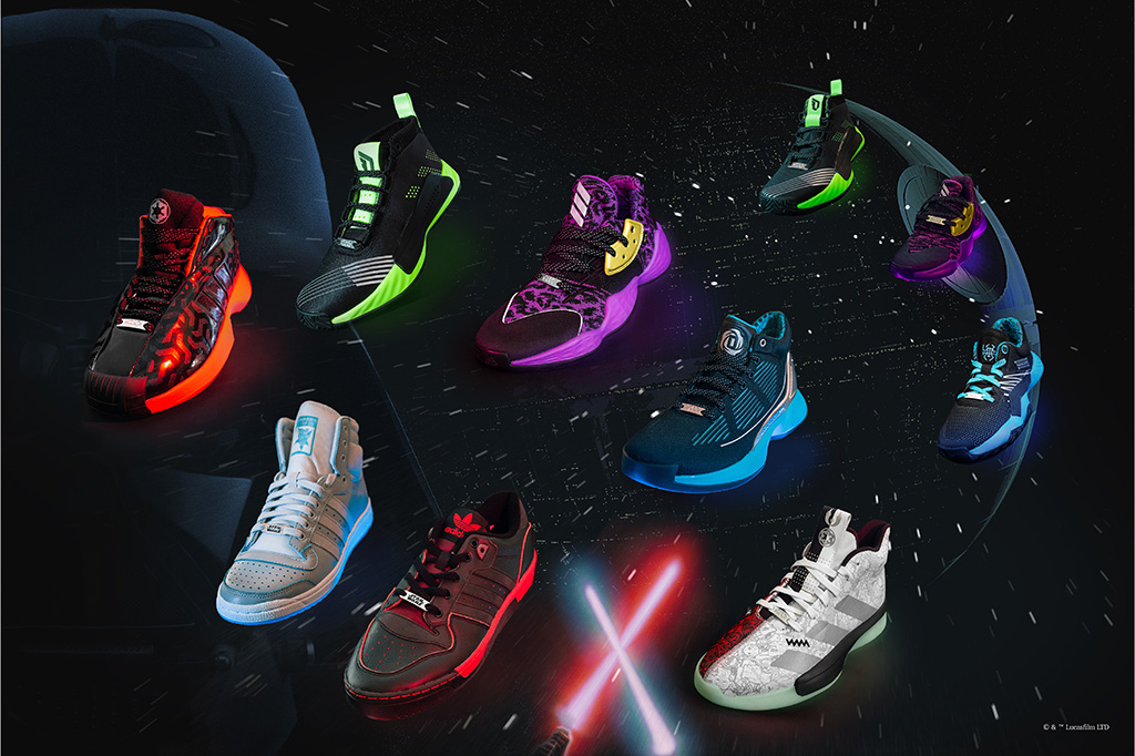 Adidas x 'Star Wars' Sneakers Release Info: Price, Date More ...