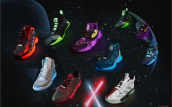 Adidas, star wars, sneakers