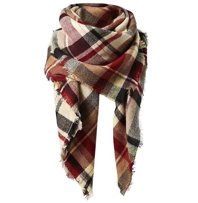 American Trends Wrap Scarf
