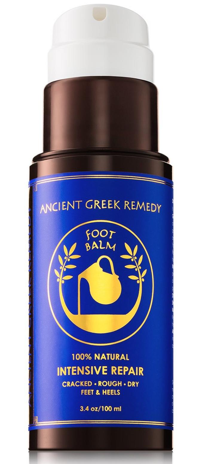 ancient greek remedy foot butter balm