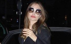 Angelina Jolie, celebrity style, sunglasses,