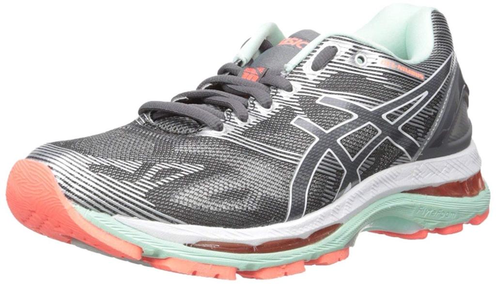 asics gel nimbus 19 running shoe for women