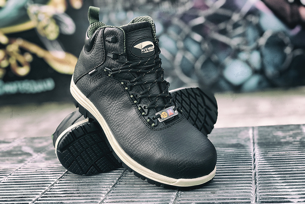 Work Boot Brands Targeting Young