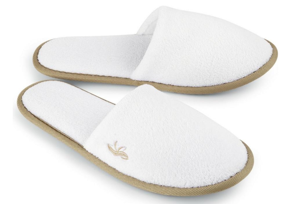 bergman kelly spa slippers