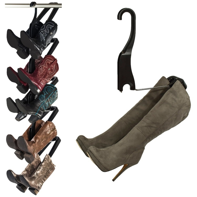 boot butler storage rack