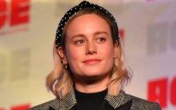 Brie Larson, celebrity style, ace comic-con,