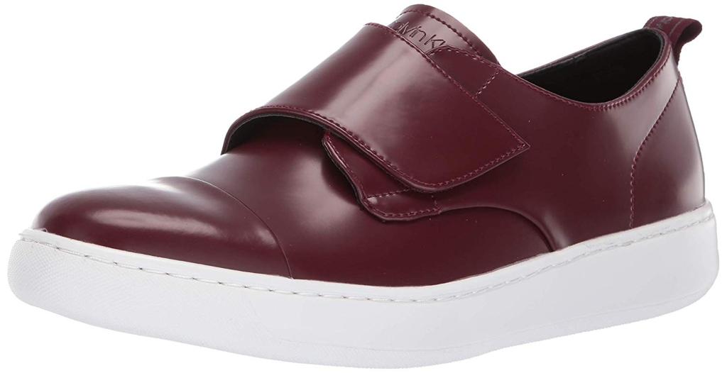 Calvin Klein Men's Filius Sneakers, velcro shoes