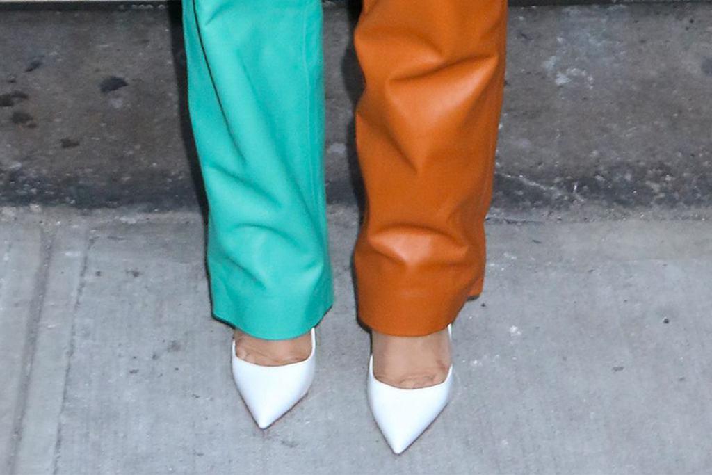 cardi b, heels