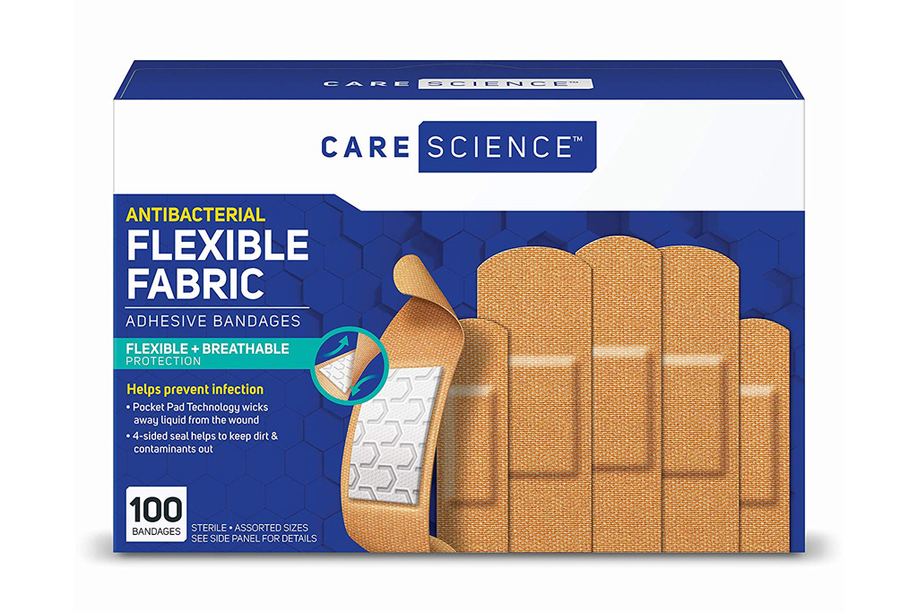 care science bandages