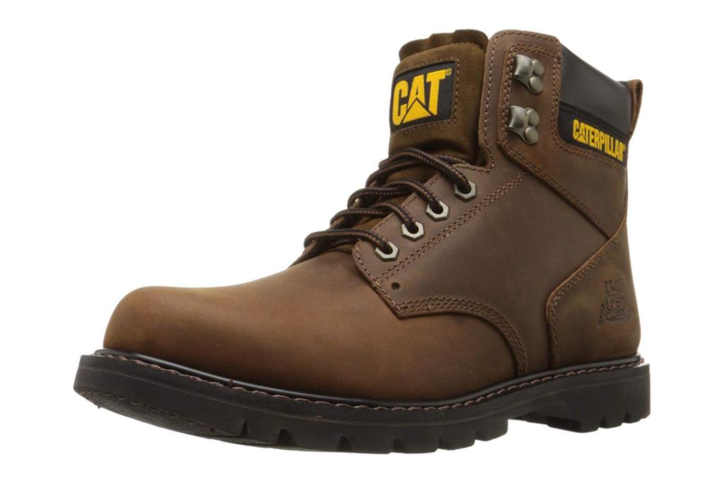 caterpillar, work boots