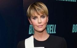 Charlize Theron, bombshell, film screening, celebrity