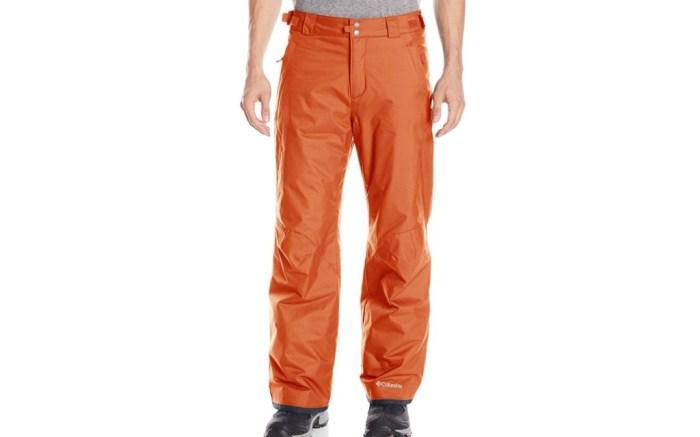columbia bugaboo ski pants