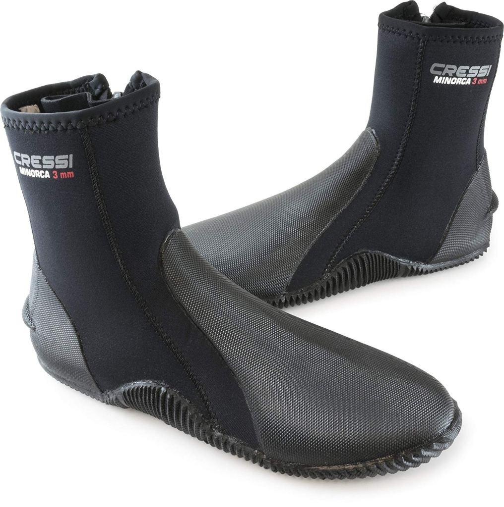 cressi wetsuit boots