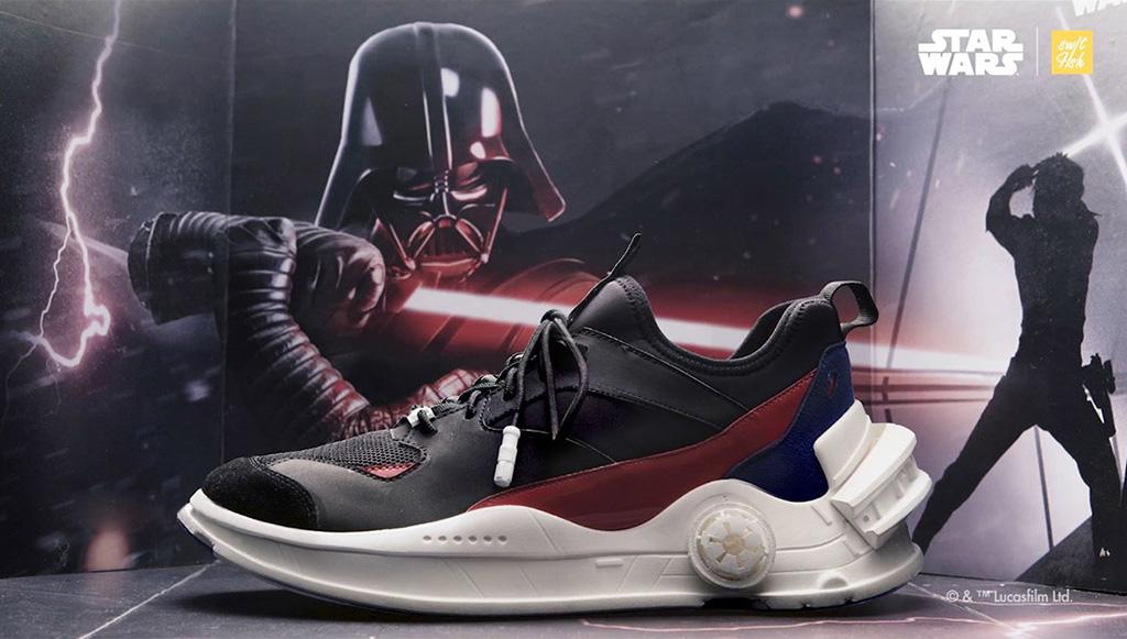 Switfish x Star Wars, Darth Vader, sneakers, shoes, sportie la