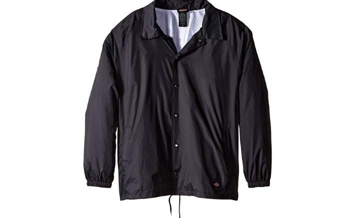 dickies nylon skate jacket